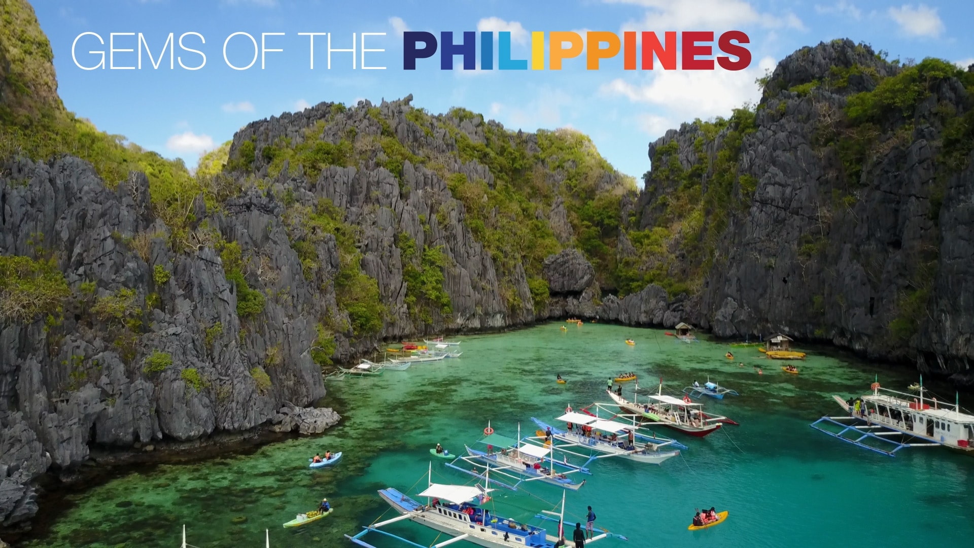 Gems of the Philippines, a timelapse & drone video of my favorite locations